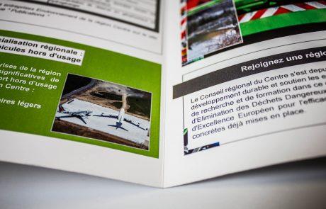 Façonnage - brochure