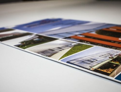 Brochures agrafées