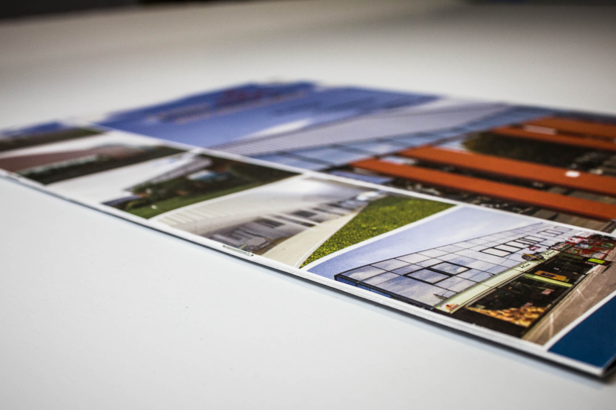 Façonnage - Brochures agrafées